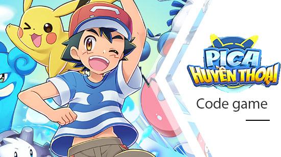 Nhận Giftcode game Pica Huyền Thoại và nhập Code