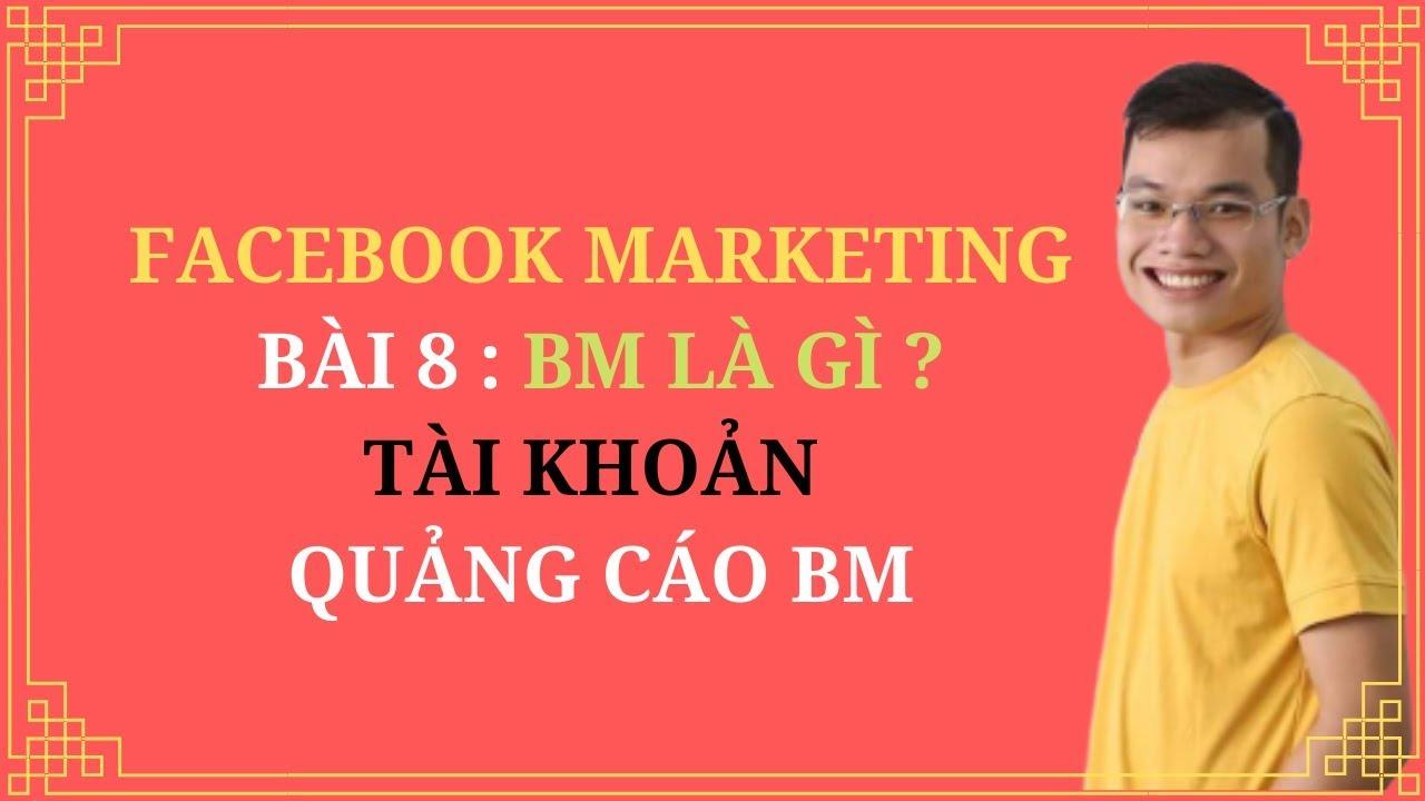 bm facebook là gì
