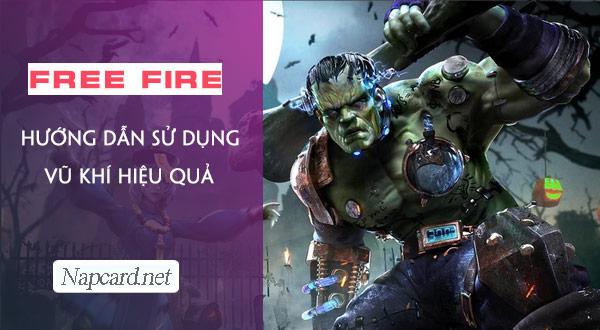 cach-su-dung-vu-khi-garena-free-fire-hieu-qua