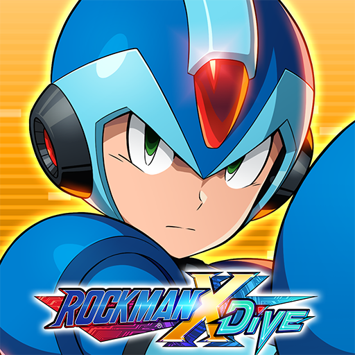 nap-the-MEGA-MAN-X-DiVE